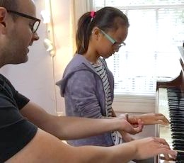 Piano Lessons in Austin